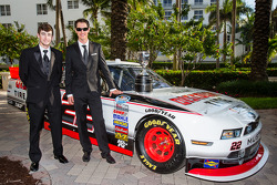 NASCAR Nationwide Series champion owner car: Ryan Blaney and Joey Logano