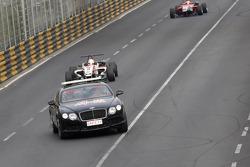 Safety Car on Track