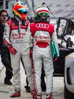 Oliver Jarvis and Marco Bonanomi