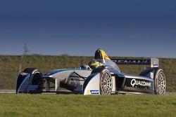 The Spark-Renault SRT_01E testing
