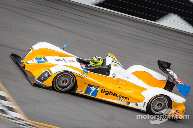 #7 Starworks Motorsport ORECA FLM09 Chevrolet: Mirco Schultis, Renger van der Zande, Robert Gewirtz, Mike Hedlund