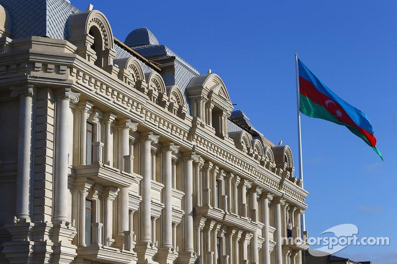 Malerisches Baku