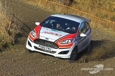 Ford M-Sport testing