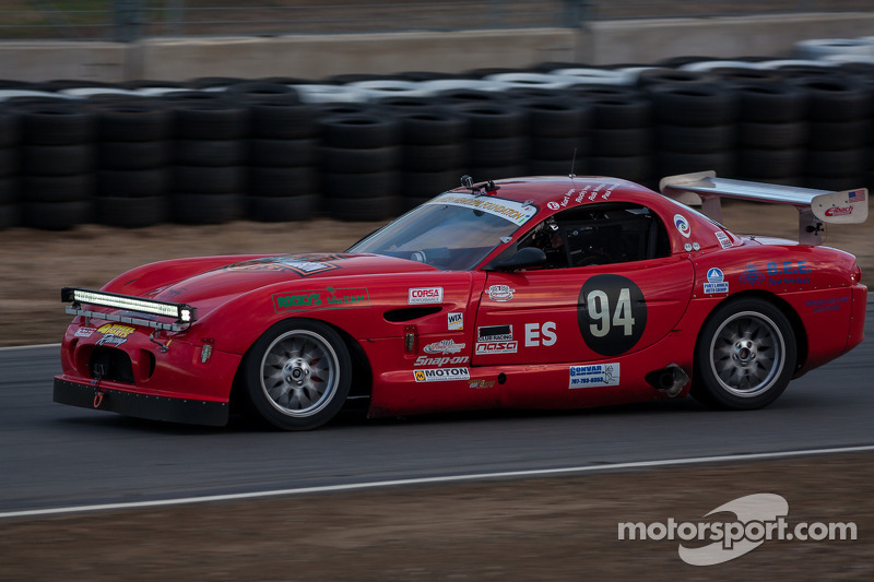 #94 BAMF Racing Panoz GTS: Rocky Angen, Kurt Angen, Paul Normandin, Rob Wellington