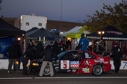 #3 Lowe Group Racing BMW M3-GTR: David Block, Derek DeBoer, Kyle Gimple, Michael Mcaleenan, Cavan O'Keefe
