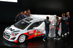Launch of the Hyundai i20 WRC