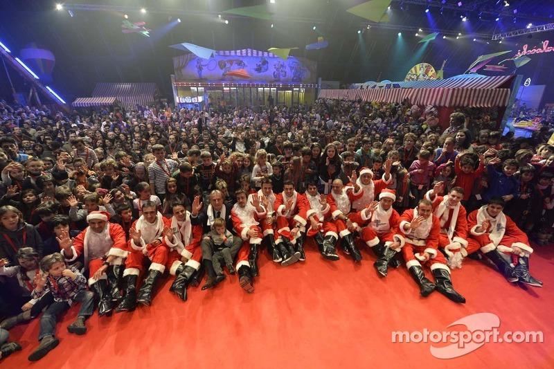 Kerst bij Ferrari