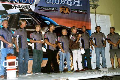 El Martillo Racing Dakar preparation