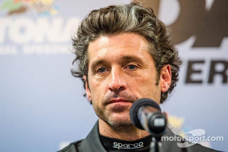 Dempsey Racing press conference: Patrick Dempsey