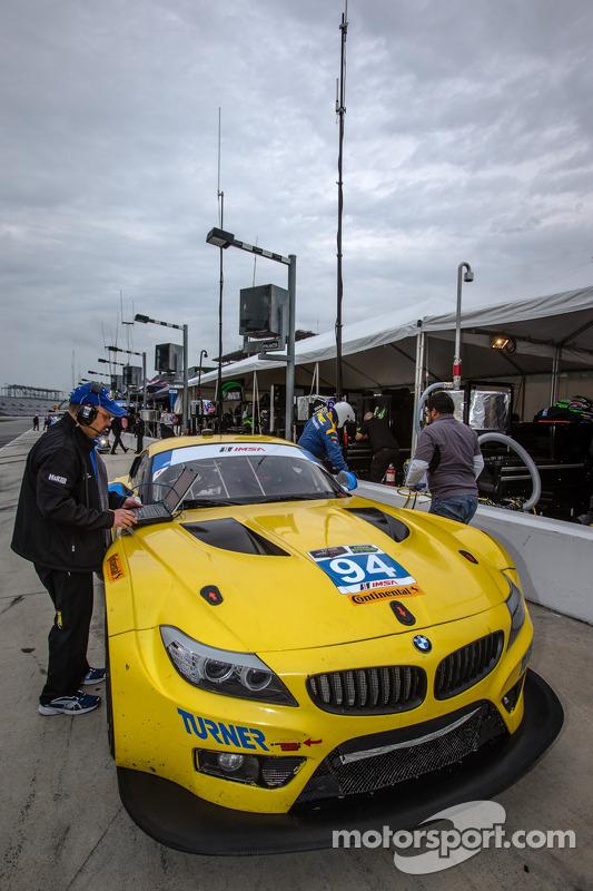 #94 Turner Motorsport BMW Z4 BMW: Augusto Farfus, Markus Palttala, Paul Dalla Lana, Dane Cameron