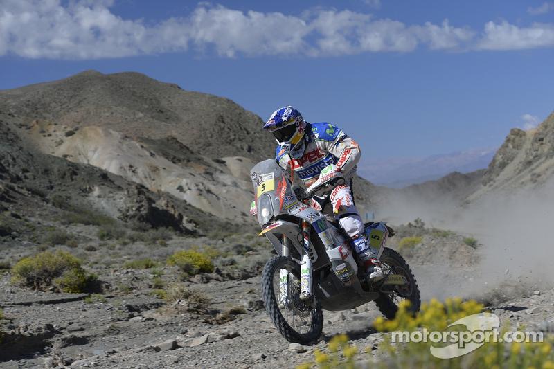 #5 KTM: 弗朗西斯科·洛佩兹
