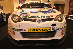 BTCC MG KX Momentum Racing MG6 GT