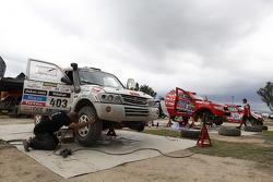 #403 Mitsubishi: Bernard Chaubet, Bruno Seillet