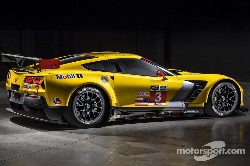 La nuova Corvette C7.R