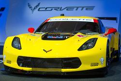 The new Corvette C7.R