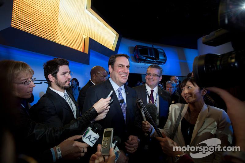 Responsabile Sviluppo Prodotto General Motors Mark Reuss