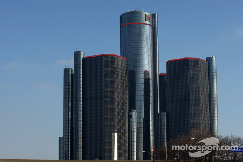Detroit ufuk çizgisi