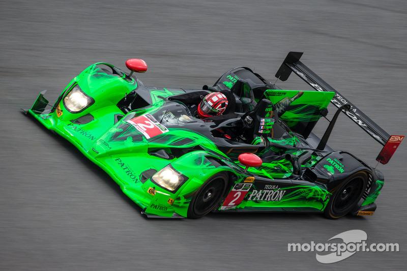 #2 Extreme Speed Motorsports HPD ARX-03b 本田: 埃德·布朗, 约翰内斯·范奥韦尔比克, 西蒙·帕奇努德, 安东尼·拉扎罗