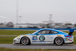 #19 Muehlner Motorsports America Porsche 911 GT America: Randy Pobst, Jim Michaelian