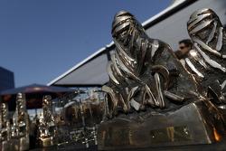 Troféus do Dakar