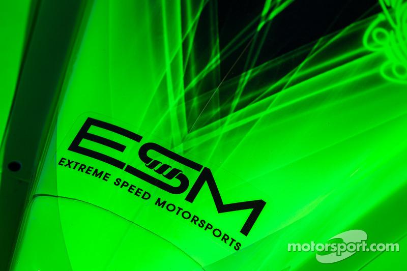 Extreme Speed Motorsports HPD ARX-03b Honda detail