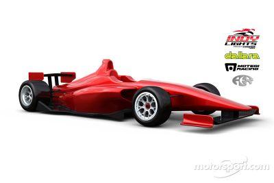 New Dallara IndyLights car