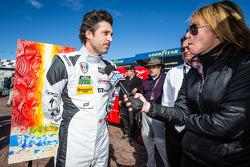 Park Place Motorsports livery presentation: Patrick Dempsey
