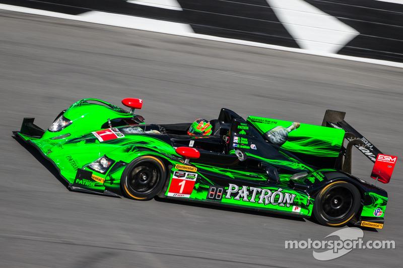 #1 Extreme Speed Motorsports HPD ARX-03b Honda: Scott Sharp, Ryan Dalziel, David Brabham