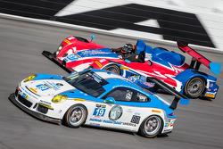 #19 Muehlner Motorsports America 保时捷 911 GT America: 兰迪·普博斯特, 吉姆·迈克廉, 鲍勃·多伊尔, 罗伯特·格维尔茨, 马克·夸默 和 #87 BAR1 Motorsports ORECA FLM09: 希恩·雷霍尔, 詹姆斯·科瓦切奇, 道格·比勒费尔德, 加斯通·基尔比, 托尼斯·卡塞姆茨