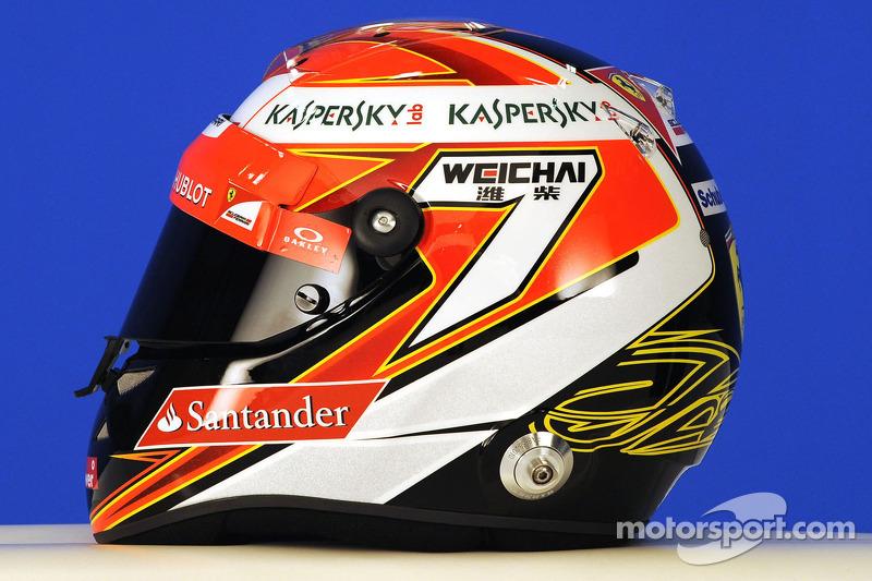 Kimi Raikkonen'in kaskı, Scuderia Ferrari