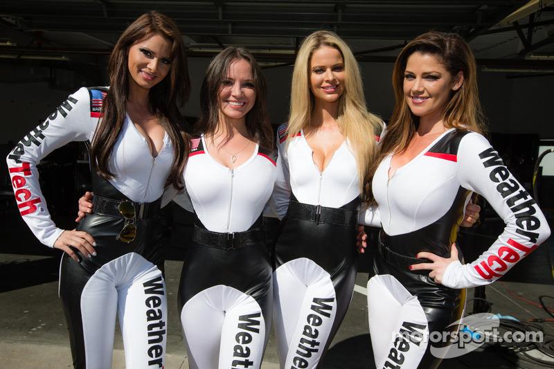 Le ragazze Meteo Tech