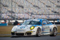 #18 Muehlner Motorsports Amerika Porsche 911 GT Amerika: Earl Bamber, Eugenio Amos, Bradley Blum, Alexandre Imperatori, Ronald Zitza