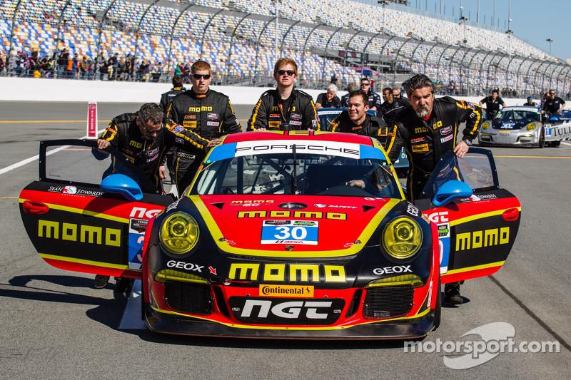 #30 NGT Motorsport Porsche 911 GT America