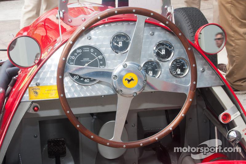 Ferrari 500F2/625F1, 1952