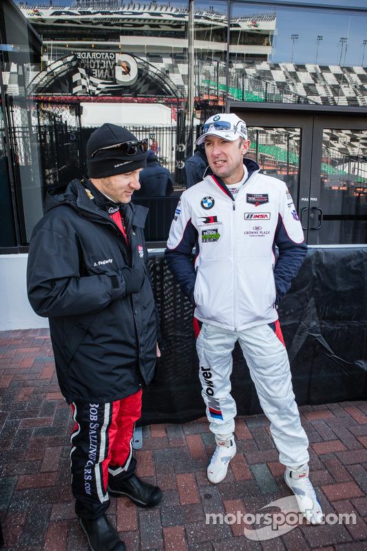 Foto dos campeões: Jon Fogarty e Joey Hand