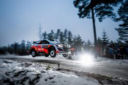 Juho Hanninen e Tomi Tuominen, Hyundai i20 WRC, Hyundai Motorsport