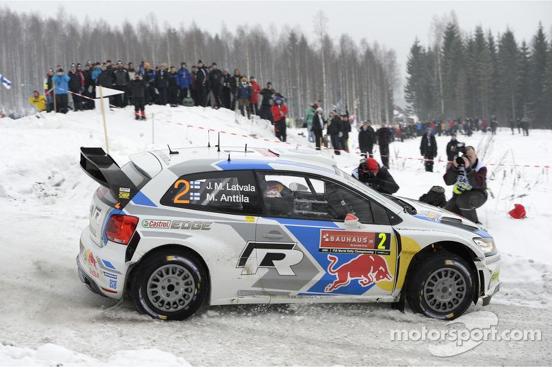 #13: Rallye Schweden 2014