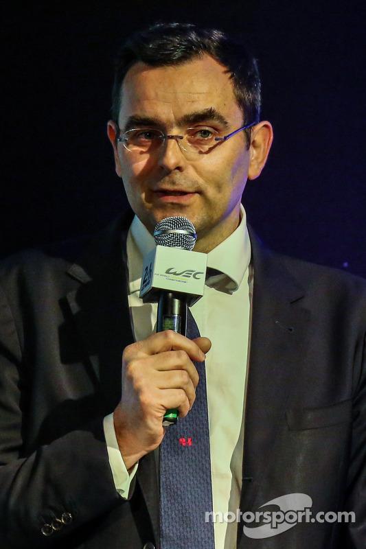 Frédéric Lénart, gerente geral da ACO (associação francesa, que organiza as 24 horas de Le Mans)
