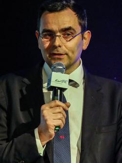 ACO general manager Frédéric Lénart