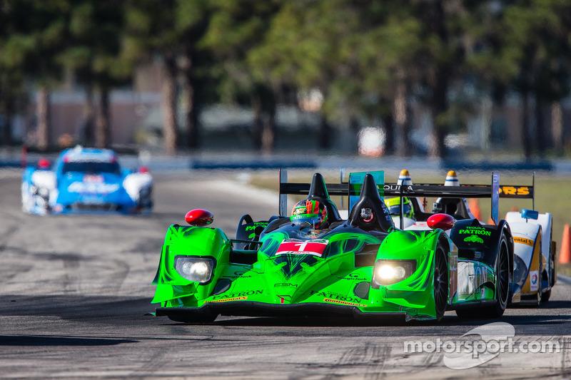 #1 Extreme Speed Motorsports HPD ARX-03b Honda: Scott Sharp, Ryan Dalziel