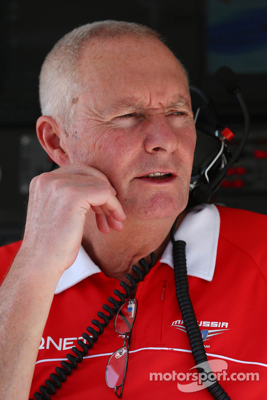 John Booth, Marussia F1 Team, Teamchef
