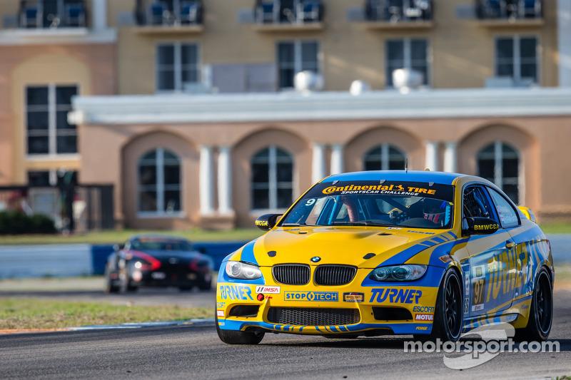 #97 Turner Motorsport BMW M3: Tom Kimber-Smith