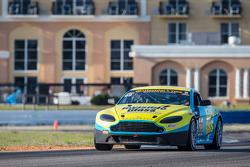 #99 AutoMattic Racing Aston Martin Vantage: Rob Ecklin, Steve Phillips, David Russell, Charles Espenlaub