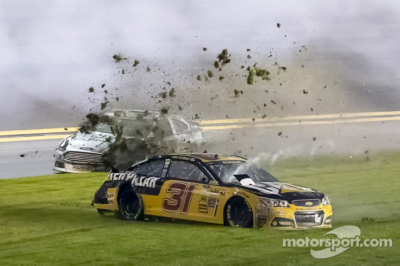 Problemi per Ryan Newman, Richard Childress Racing Chevrolet