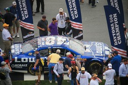 2013 Daytona 500 winning car