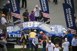 2013 Daytona 500 kazanan aracı