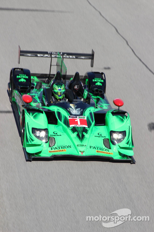 #1 Extreme Speed Motorsports HPD ARX-03b Honda: Scott Sharp, Ryan Dalziel