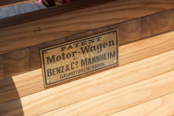 1886 Mercedes-Benz Motor Wagon