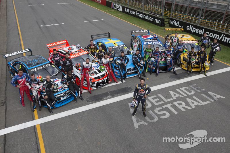 2014 drivers group photo