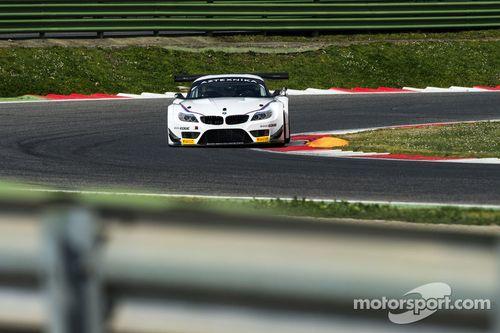 Alex Zanardi test de BMW Z4 GT3